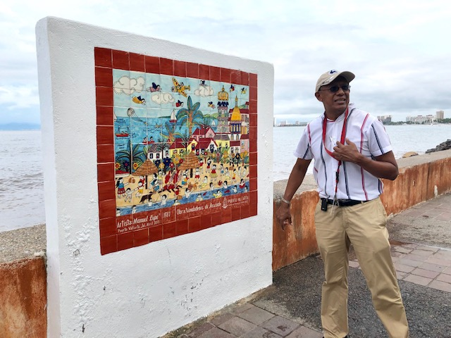 Tour Through Puerto Vallarta With Our Guide Adrian