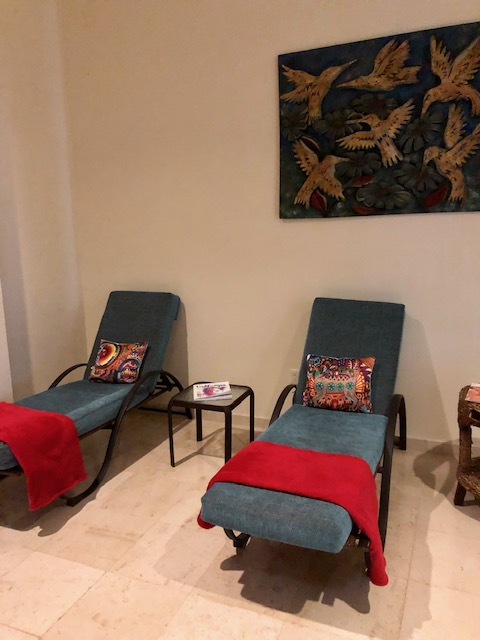 Resting Room At Ohtli Spa