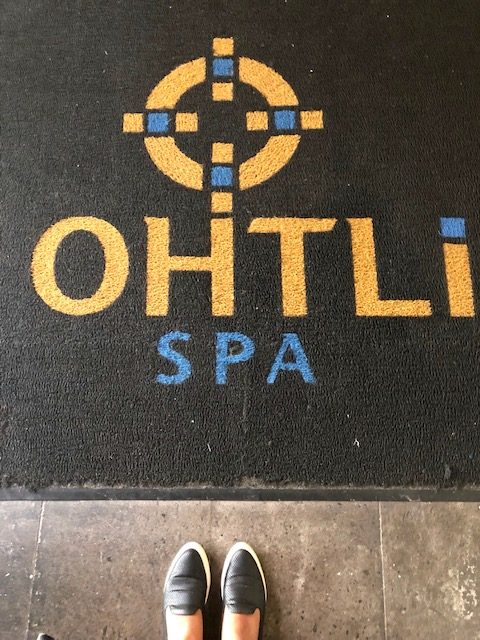 Ready For Ohtli Spa At The Marriot Puerto Vallarta