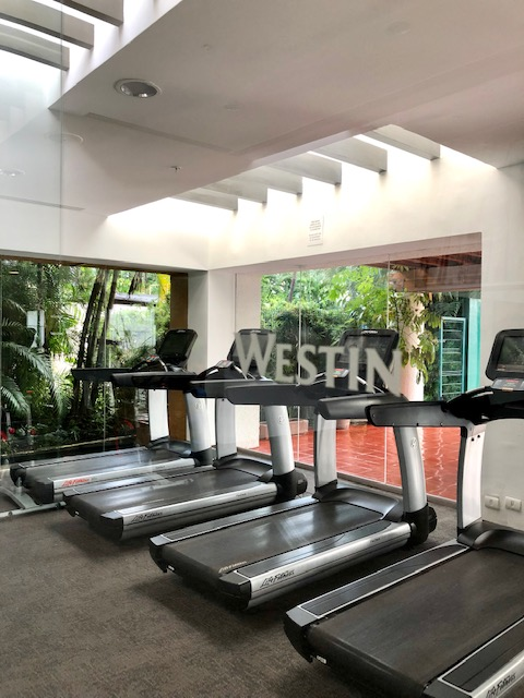 Fitness Center at the Westin Puerto Vallarta