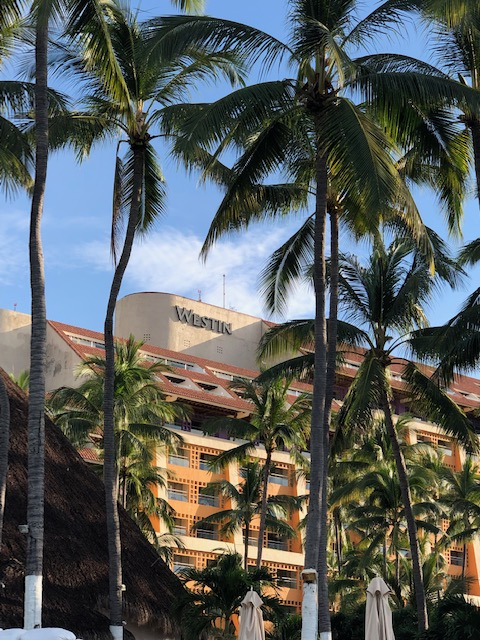 Beautiful Westin Puerto Vallarta