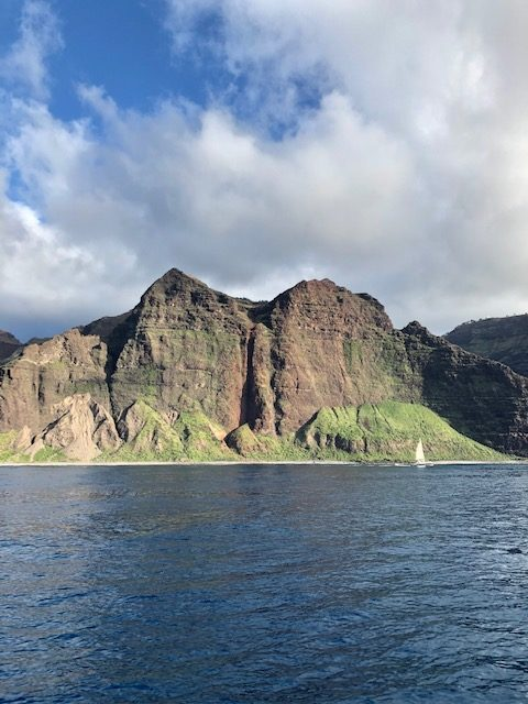 Napali Coast with Kauai Sea Tours