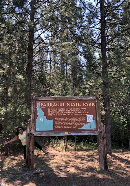 Farragut State Park, Idaho