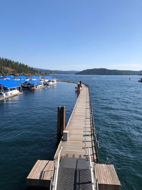 World's Longest Floating Boardwalk CDA