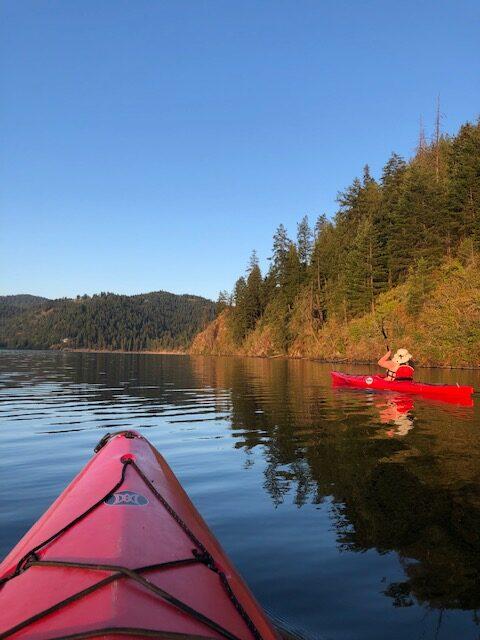 Sunset Kayak Tour CDA