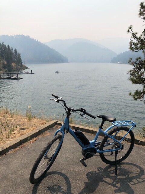 First Time On An E-Bike
