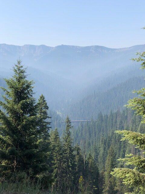 Stunning Northern Idaho Landscape